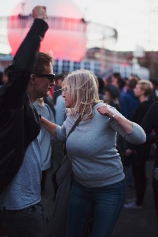 Flow Festival / Photographer : Annikki Valomieli